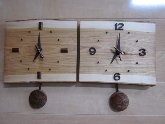 時計(サクラ)