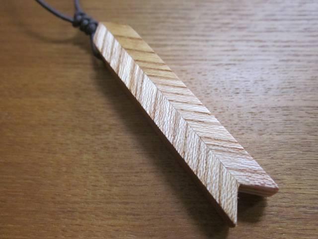 矢羽ネックレス-1