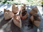 コブ材花器