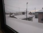 初積雪12/15