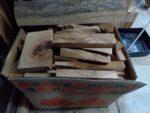 木取りの残骸